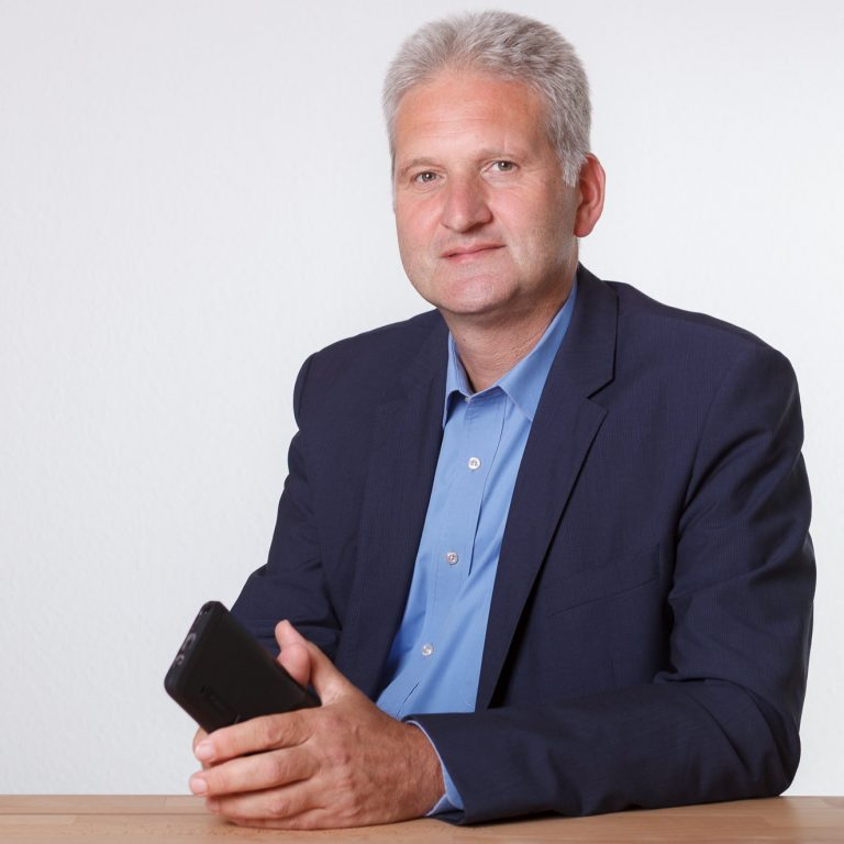 Portraitfoto Georg Watzlawek